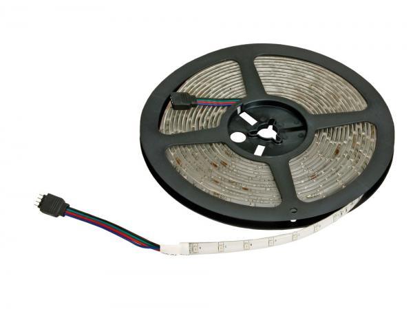 LED Strips / Kette RGB 14,4W/m 5m IP67  60LEDs/m 12VDC