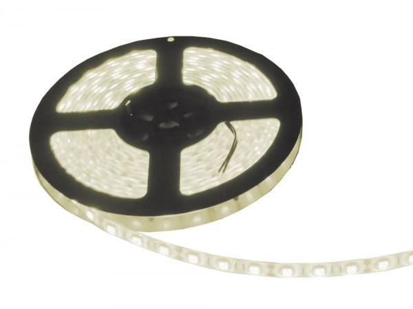 LED Strips / Kette warm Weiss 14,4W/m 5m IP67  60LEDs/m 12VDC #  48190.WW
