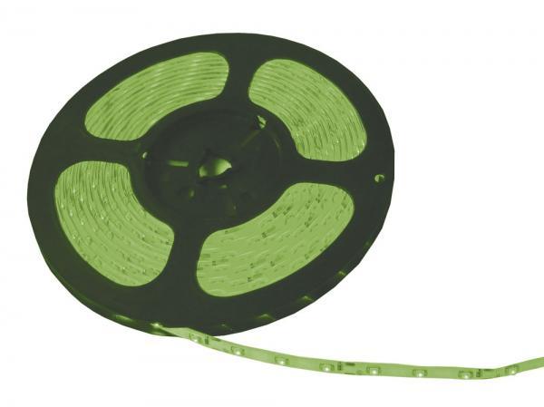 LED Strips / Kette Grün 4,8W/m 5m IP67  60LEDs/m 12VDC