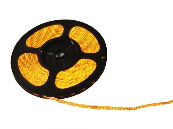 LED Strips / Kette Gelb 14,4 W/m 5m 60 LEDs/m 12 VDC