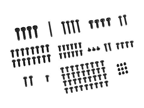 250 Upgrade Schraubenset mit Torx
