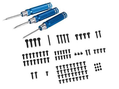250 Upgrade Schraubenset und Werkzeug