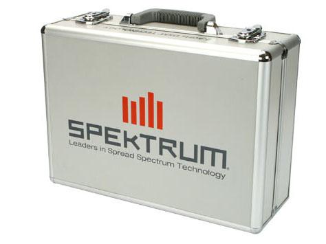 Spektrum Alu-Senderkoffer Delux