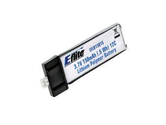 E-flite 150mAh 1S 3,7V LiPo