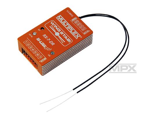 Multiplex Wingstabi 7 DR M-LINK