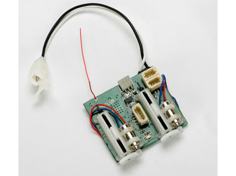 Spektrum AR6400L DSM2 6 Kanal Ultra Micro Empfänger