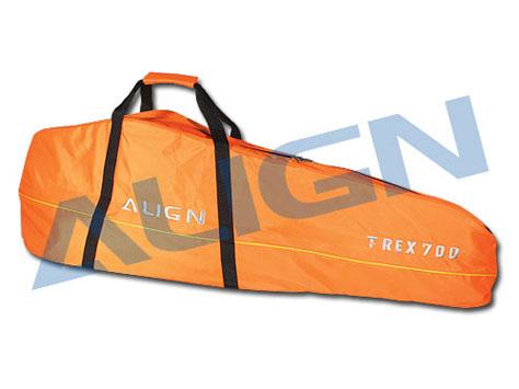 Align Transporttasche orange für T-Rex 700 # HOC70002