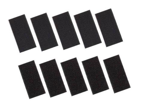 Klettband 30 x 60 mm 5x Hakenband 5x Flausch