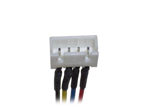 Balancer / Equalizer Buchse XH mit Kabel 2S / 3S / 4S / 5S / 6S