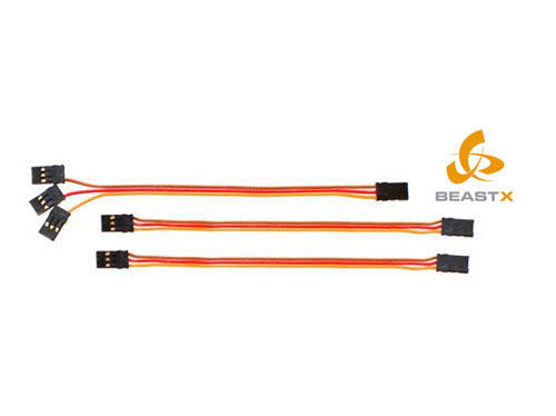 BEASTX Microbeast Empfänger- anschlusskabel 15cm
