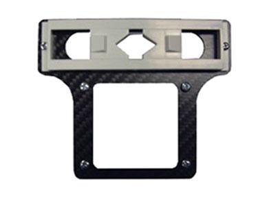 BEASTX Microbeast Montagerahmen Carbon für Bevel Box