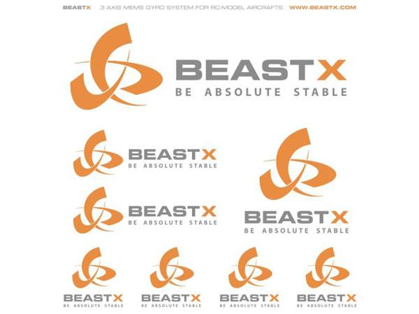 BEASTX Dekorbogen