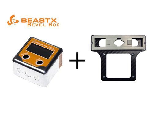 BEASTX Bevel Box und Montagerahmen im Set
