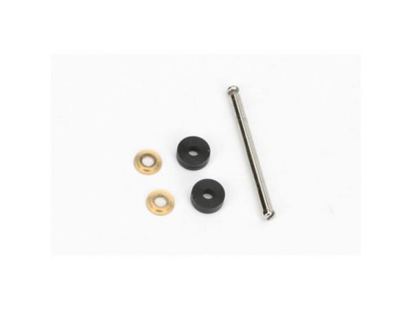 Blade mSR S / mCPX Blattlagerwelle mit O-Ringen