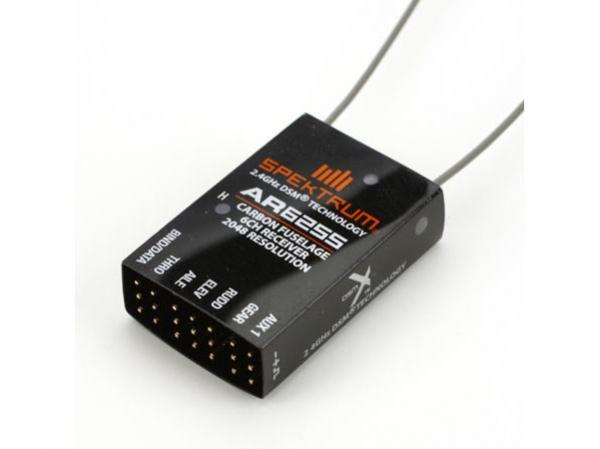 Spektrum AR6255 6 Kanal DSM X Empfänger