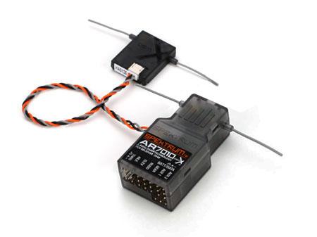 Spektrum AR7010 7 Kanal DSM X Empfänger