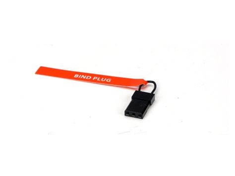 Spektrum Bind Plug Stecker