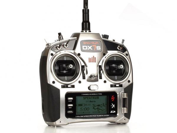 SPEKTRUM DX7s 2,4GHz DSMx Sender