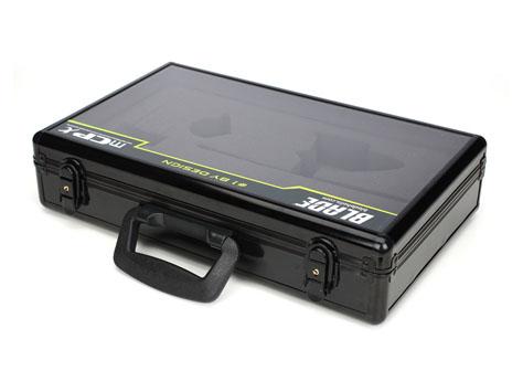 E-flite Blade mCPX ALU-Koffer mit Sichtfenster