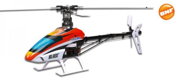 E-flite Blade 450 BNF Basic 3D Heli