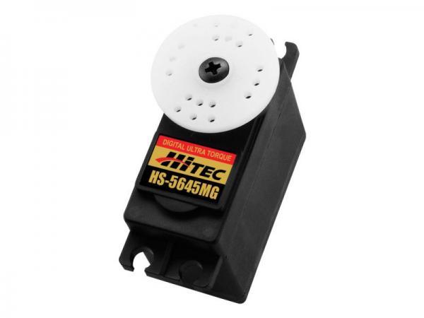 Hitec Digital Servo HS 5645MG Digi mit Metall-Getriebe