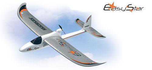 Multiplex BK EasyStar White Edition