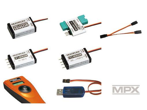 Multiplex Telemetrie Starter-Set