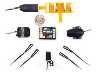 HiTEC HTS Telemetrie Nitro Combo Komplett-Paket