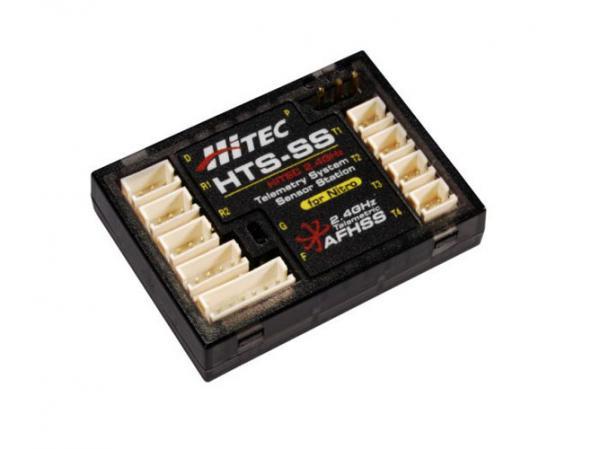 Hitec HTS-SS Telemetrie Sensor Station für Verbrenner - Modelle