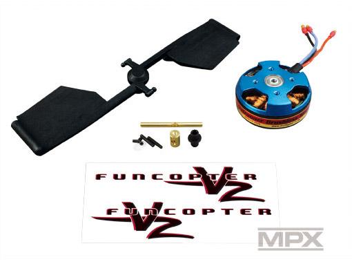 Multiplex Upgrade Kit V2 FunCopter