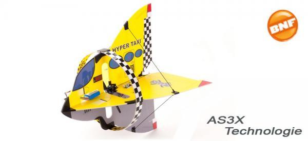 E-flite UMX Hyper Taxi 3D BNF mit AS3X