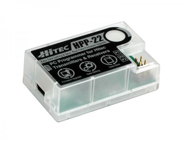 Hitec HPP-22 Sender-/PC Programmiergerät