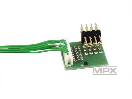 Multiplex 13/16-Kanal-Erweiterung für Graupner PROFImc 3000/4000
