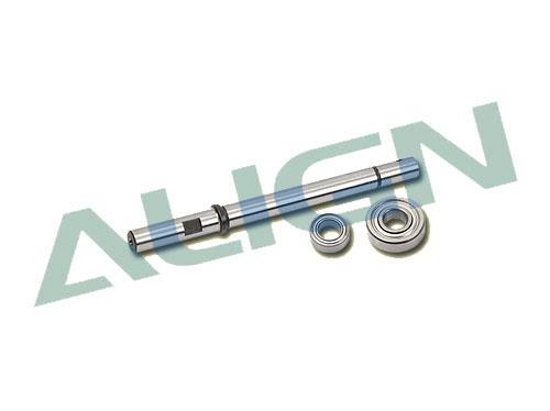 Align Motorwelle und Lager RCM-BL 500MX
