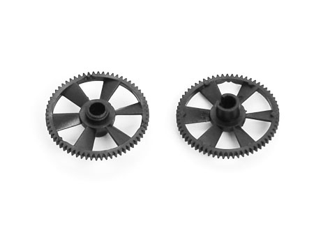 Xtreme Production mCPX Hauptgetriebe mit Lüfterrad 2St