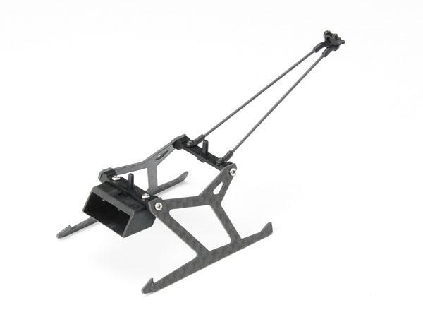 Xtreme Production mCPX Carbon Landegestell