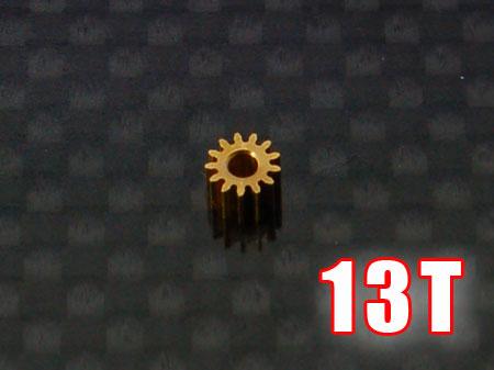 Ritzel 13Z M0,25 Welle Ø1,5mm