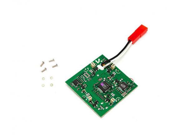 E-flite Blade mQX 4-in-1 Kontrolleinheit Rx, ESCs, Mixer, Gyros, AS3X