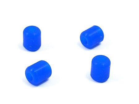 Xtreme Production Kufengummis 6,5 x 2,5 x 7 mm (blau)
