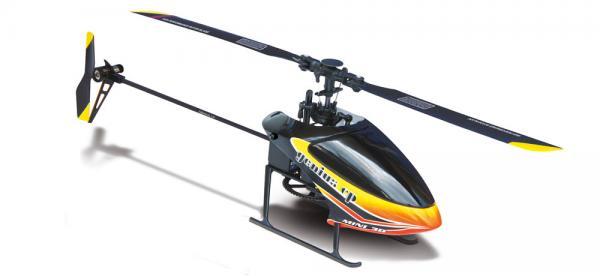 Walkera GENIUS CP Flybarless Micro 3D Heli DEVO BNF (ohne Sender)
