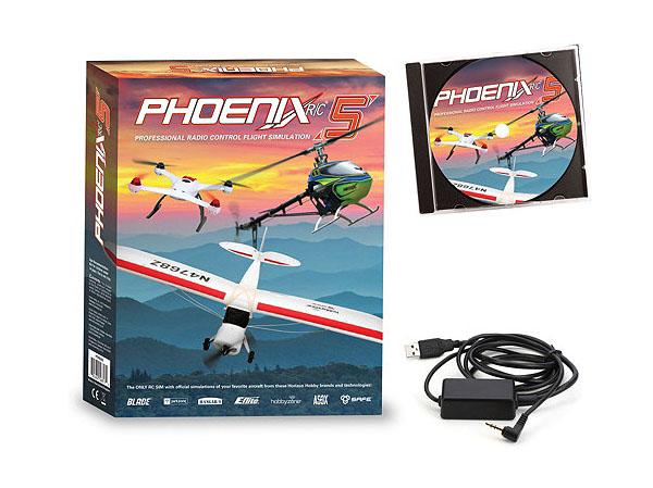 Phoenix RC Pro Simulator V5.0 Flugsimulator