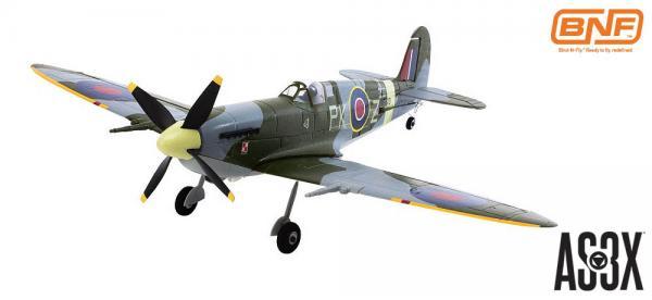 Parkzone Ultra-Micro Spitfire Mk IX BNF mit AS3X