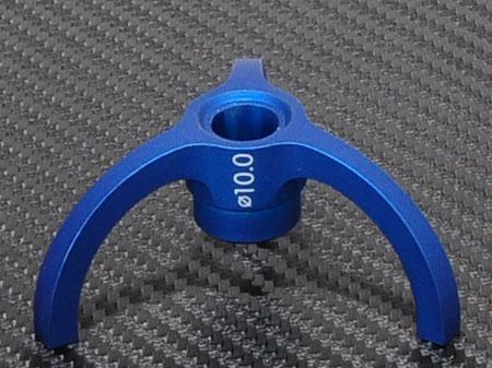 Taumelscheibenausrichthilfe für 10mm Hauptwelle (T-Rex 600)