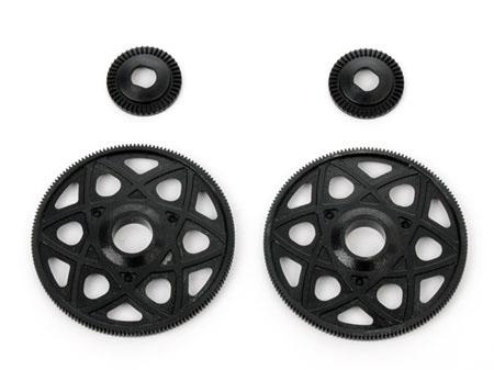 Xtreme Production 2x Ersatz Hauptgetriebe für W46017-M/V