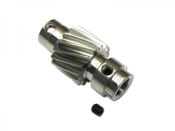 soXos Ritzel Schrägverzahnt 8mm / 15Z # 8015