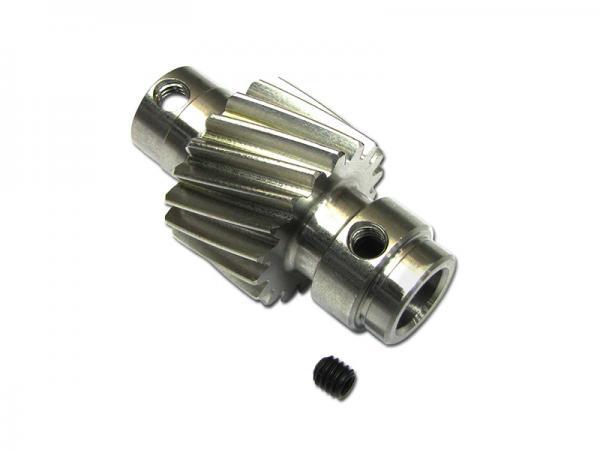 soXos Ritzel Schrägverzahnt 8mm / 18Z