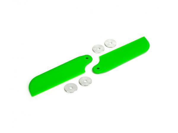 E-flite Blade 500 3D / 500 X Heckrotorblätter Grün