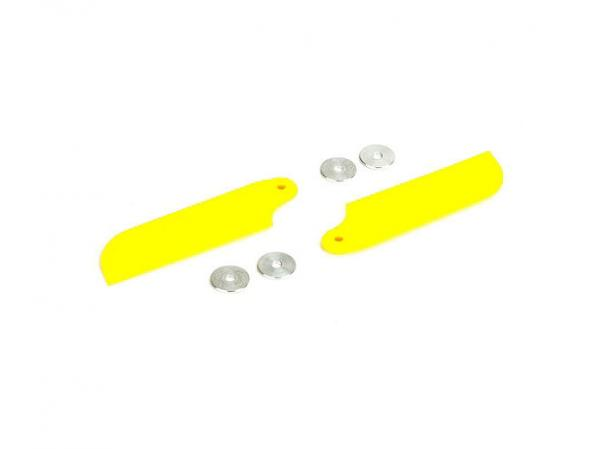 E-flite Blade 500 3D / 500 X Heckrotorblätter Gelb