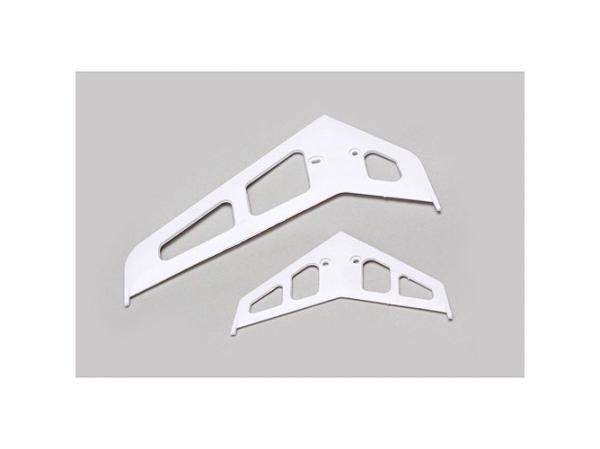E-flite Blade 500 3D / 500 X Leitwerk weiss
