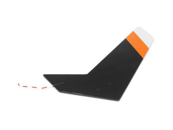 E-flite Blade 500 Bell 222 Vertikale Finne set